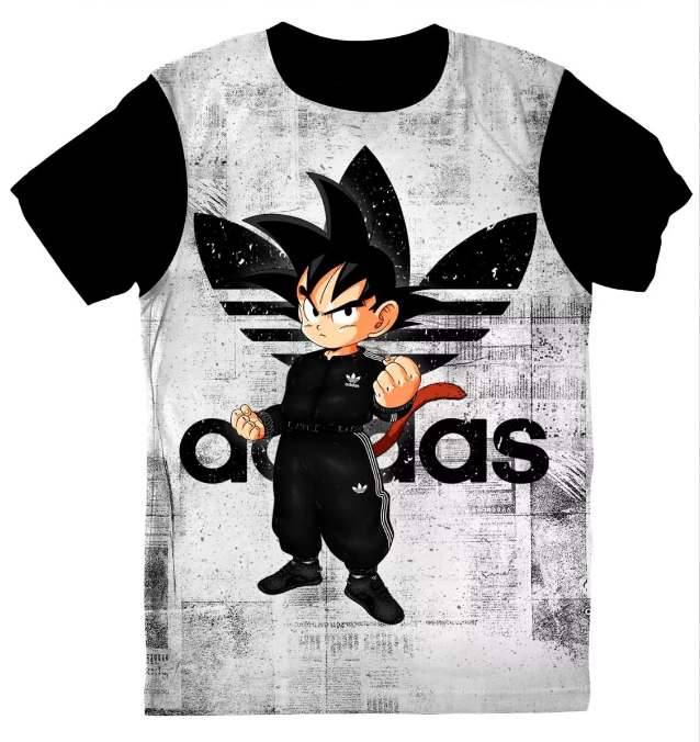 02ee4d16bb59c T-Shirt New Collection Dragon ball Super